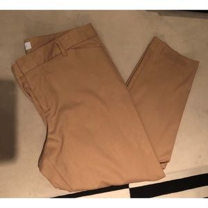 Gap Slim Cropped Pants (14 Stretch)